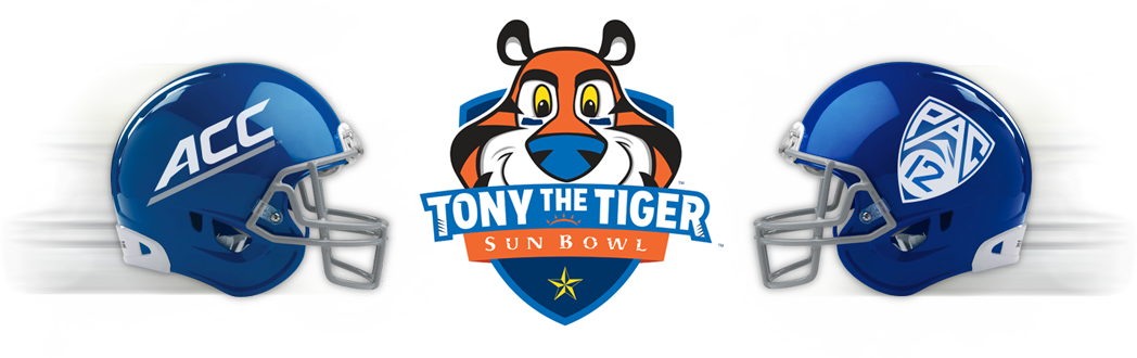 Tony the Tiger Sun Bowl - Pac 12 vs. ACC