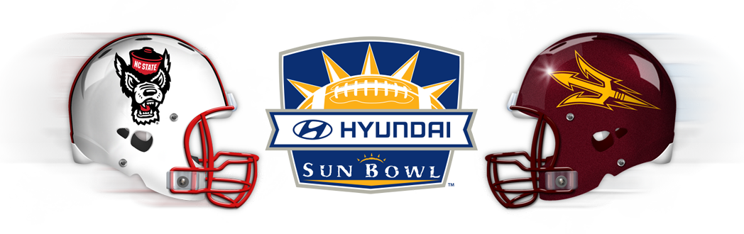 Hyundai Sun Bowl - North Carolina State vs. Arizona State