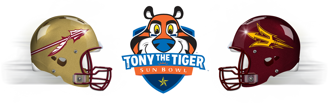 Tony the Tiger Sun Bowl - Florida State vs. Arizona State