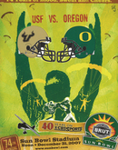 Oregon vs. South Florida