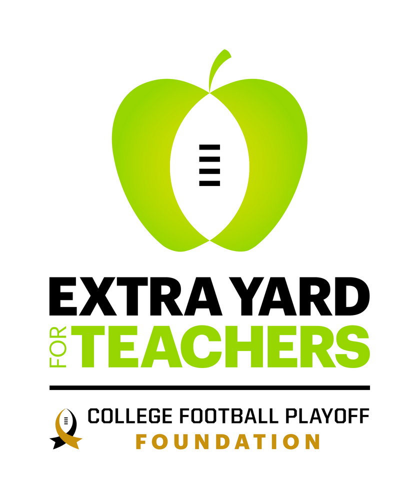 Extra Yard for Teachers Week - Sept. 15-22, 2018