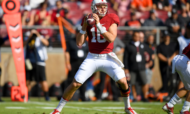 PREVIEW OF STANFORD: MCCAFFREY LEADS NO. 16 STANFORD TO  HYUNDAI SUN BOWL