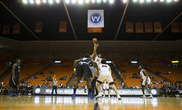 TEAMS ANNOUNCED FOR 56TH ANNUAL WESTSTAR BANK DON HASKINS SUN BOWL INVITATIONAL