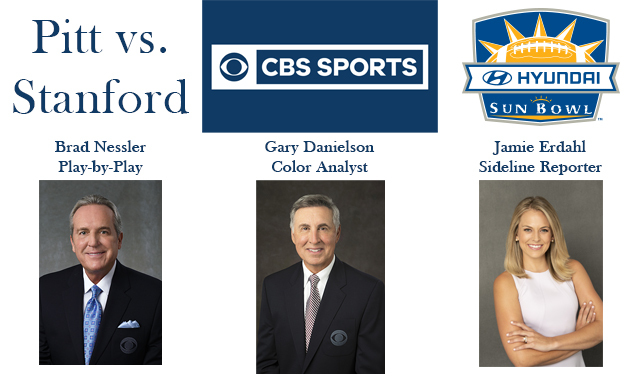 CBS ANNOUNCES TALENT FOR 85TH ANNUAL HYUNDAI SUN BOWL