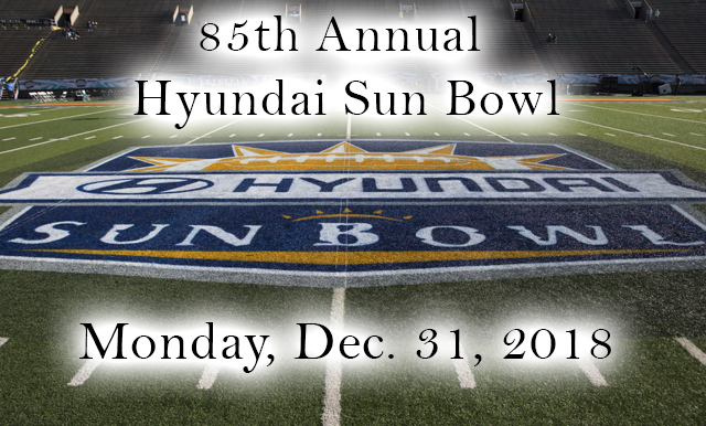 HALFTIME SHOW ANNOUNCED - Tony the Tiger Sun Bowl | December