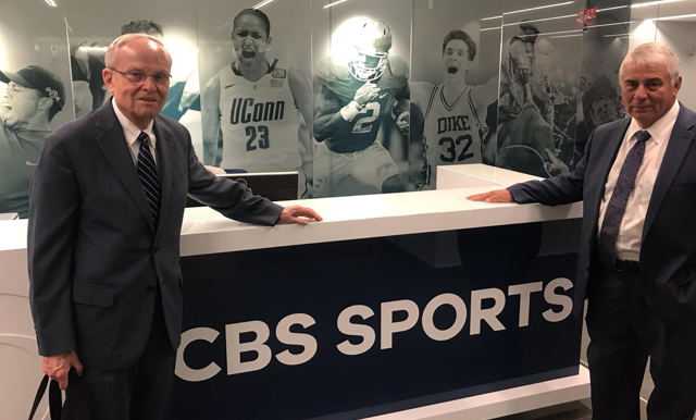 CBS CELEBRATES 150 YEARS OF COLLEGE FOOTBALL AND ITS PARTNERSHIP WITH THE SUN BOWL