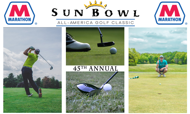 2019 SUN BOWL MARATHON ALL-AMERICA GOLF CLASSIC FIELD IS SET