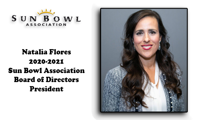 SBA ANNOUNCES NEW BOARD PRESIDENT, EL PASO NATIVE, NATALIA FLORES