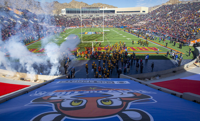 SUN BOWL ASSOCIATION CANCELS TONY THE TIGER® SUN BOWL