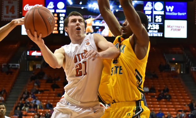 WestStar Bank Don Haskins Sun Bowl Invitational: Day One Game Recaps