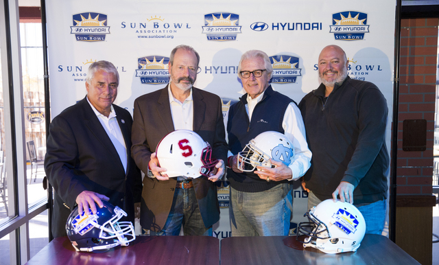 STANFORD TO FACE NORTH CAROLINA IN THE 83RD ANNUAL HYUNDAI SUN BOWL