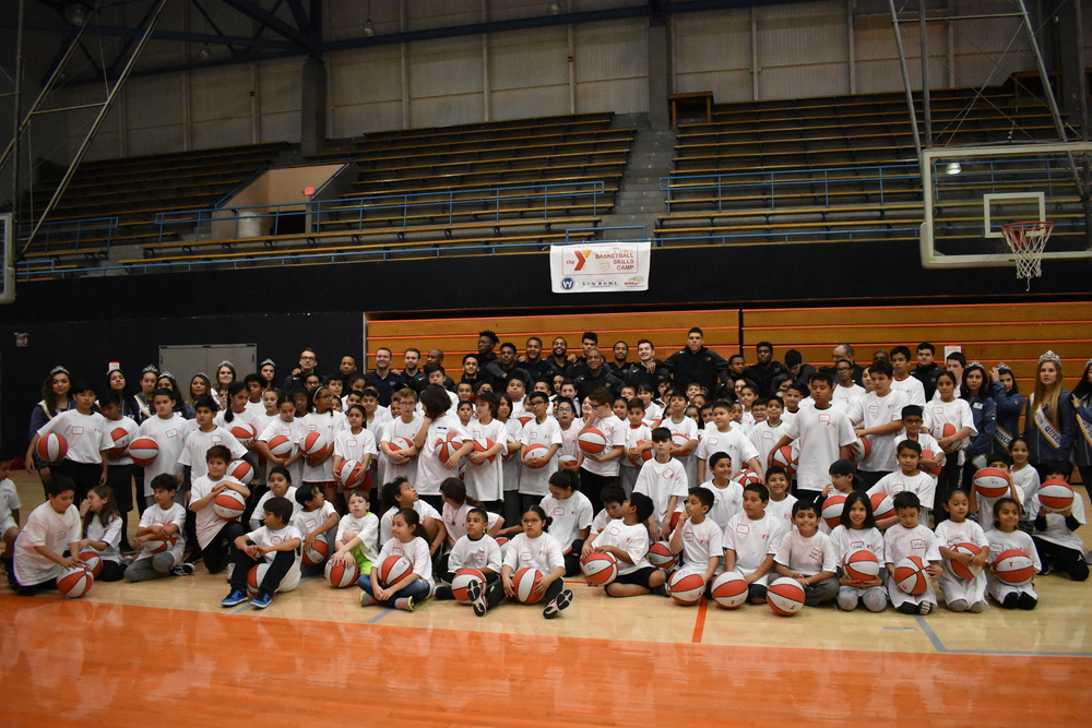 Events - Basketball Skills Camp